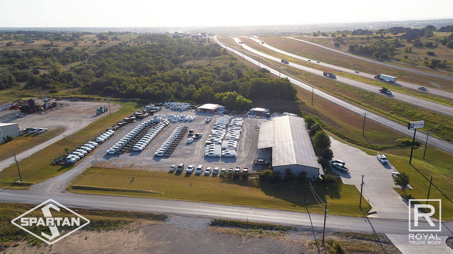 Weatherford, Texas Royal Truck Body facility
