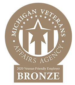 Spartan is a 2020 Bronze certified veteran friendly employer