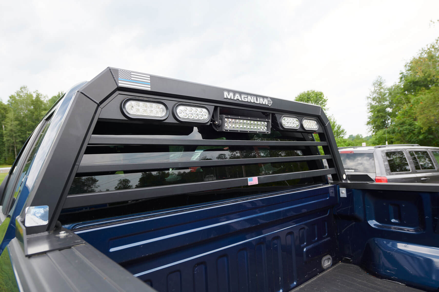 magnum truck rack