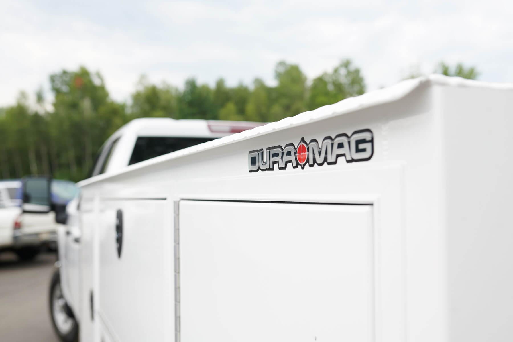 duramag truck body closeup