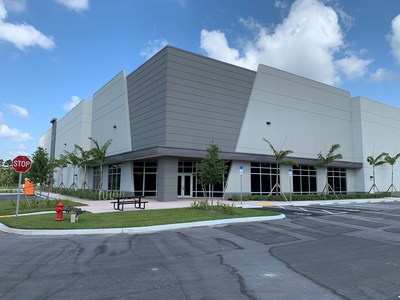 New 35,000 sq. ft. facility in Palm Beach expands Strobes-R-Us presence to second facility in the state