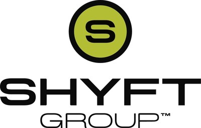 The Shyft Group Logo (PRNewsfoto/The Shyft Group)